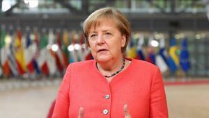 Merkel: ABnin Türkiye ile yapıcı bir ilişki geliştirmesinde büyük çıkarı bulunmaktadır