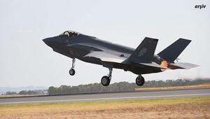 Son dakika haberler... ABDde F-35 uçağı düştü