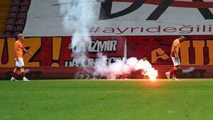 Son Dakika   Galatasaraya Fenerbahçe derbisi sonrası ceza