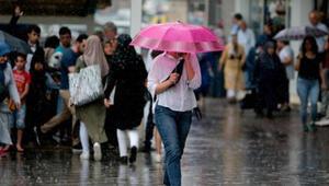 Hava durumu tahminleri 2 Ekim 2020 Hava nasıl olacak O illere yağmur uyarısı