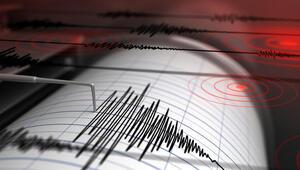 Son dakika haberler... İzmir Dikilide korkutan deprem
