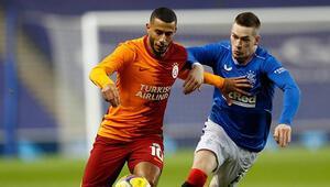 Galatasaray, UEFA Avrupa Ligine veda etti Rangers 2 golle kazandı İşte Rangers Galatasaray maç özeti ve golleri