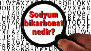 Sodyum bikarbonat nedir ve ne işe yarar Sodyum bikarbonat Nahco3 kullanım alanları ve faydaları