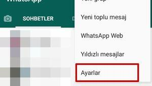 İşte WhatsAppın yeni bomba özelliği: Bugün süresiz oldu