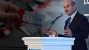 Bakan Soylu tarih verdi E-imza ile ilgili önemli gelişme…