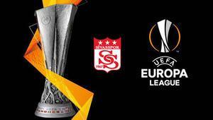 Son Dakika | Sivassporun UEFA Avrupa Ligindeki rakipleri belli oldu
