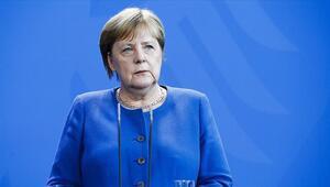 Son dakika... Merkelden Türkiye mesajı