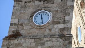 Antalya'nın gözbebeği Saat Kulesi, ziyarete açılacak
