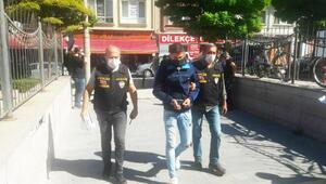 Eskişehir'de 2 otomobil çalan şüpheli yakalandı