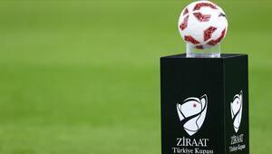 Ziraat Türkiye Kupasında 1 ve 2. eleme turu eşleşmeleri belli oldu.. İşte oynanacak karşılaşmalar ve tarihleri