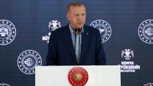 Son dakika… Konyada dev açılış Cumhurbaşkanı Erdoğandan kritik mesajlar