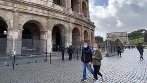 İtalyada son koronavirüs rakamları açıklandı Dikkat çeken maske kuralı değerlendirmesi