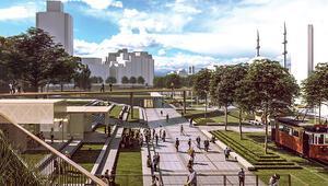 Mimarlar hayal etti, İstanbullular en iyisini seçecek