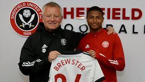 Sheffield United, Liverpooldan Rhian Brewsteri kadrosuna kattı