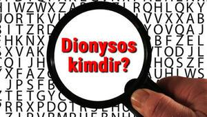 Dionysos kimdir Dionysos şenlikleri ve bayramları nedir
