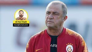 Galatasarayda Fatih Terimin son planı da işe yaramadı