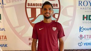 Trabzonspordan Bandırmaspora kiralanan Abdurrahim Dursunun hedefi büyük