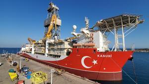 Kanuni sondaj gemisi, 2021de Karadenizde Fatihle petrol ve doğal gaz arayacak