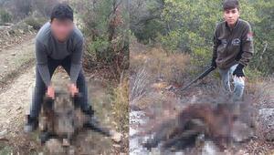 Bursa'da domuz avında kazara arkadaşını vurarak, öldürdü
