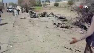 Afganistanda bombalı saldırı: 14 ölü