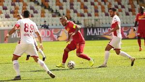 Yeni Malatyaspor - Antalyaspor maçından fotoğraflar