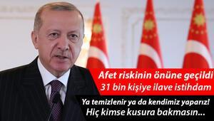 Son dakika… Cumhurbaşkanı Erdoğandan önemli açıklamalar