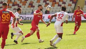 Yeni Malatyaspor 1-0 Antalyaspor (Maçın özeti ve golleri)