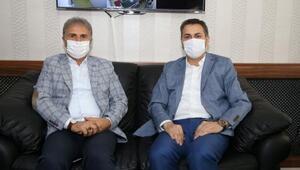 Başkan Eroğlu: Esnafımızın yanında olmaya devam ediyoruz