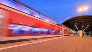 Almanyada tren vagonunda bomba bulundu
