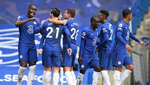 Chelsea, sahasındaki ilk galibiyetini Crystal Palace karşısında aldı