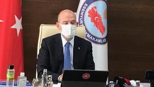 Son dakika haberi...  İçişleri Bakanı Süleyman Soyludan flaş açıklamalar