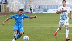 Erzurumspor 0-0 Rizespor (Maçın özeti)