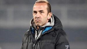 Erzurumsporda Mehmet Özdilek: Maçı kazanmayı çok istedik
