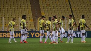 Fenerbahçe-Fatih Karagümrük maçından özel fotoğraflar