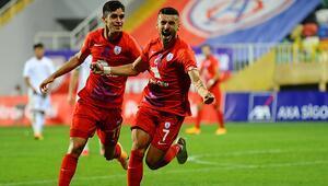 Altınordu 2-0 Ankaraspor