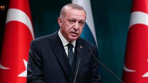 Cumhurbaşkanı Erdoğandan Selahaddin-i Eyyubi mesajı