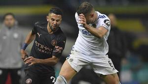 Manchester City, Leeds United deplasmanından 1 puanla döndü