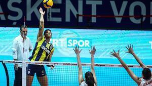 Karayolları 0-3 Fenerbahçe Opet
