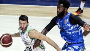 TOFAŞ 94-85 Büyükçekmece Basketbol