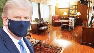 Trump'a deneysel tedavi