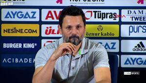 Erol Bulut: Milli maç arasından sonra daha iyi bir Fenerbahçe izlettireceğiz