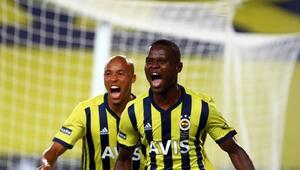 Afrikadan Fenerbahçeye tebrik mesajı Mbwana Samatta...