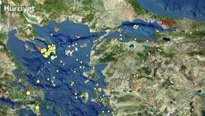Tekirdağ ve Balıkesire yıkıcı deprem uyarısı