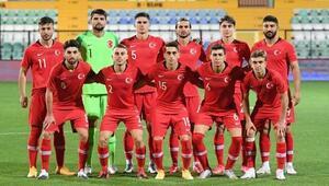 Ümit Milli Futbol Takımı yarın İstanbulda toplanacak Rakip İngiltere...