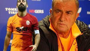 Galatasarayda Fatih Terim Kasımpaşa 11ini belirledi Arda Turandan fedakarlık...