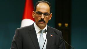 Son dakika haberler... Cumhurbaşkanlığı Sözcüsü Kalın: Türkiyenin duruşu birilerini rahatsız etti
