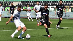 Denizlispor 0-0 Konyaspor (Maçın özeti)