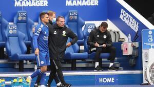 Cengiz Ünderin ilk maçından fotoğraflar (Leicester City - West Ham United)