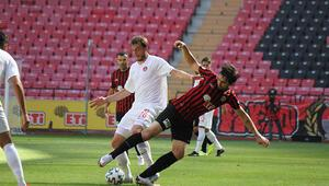 Eskişehirspor 1-1 Ümraniyespor