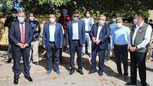 Hacılarda ÜlfetMurat Özdemir Aile Sağlığı Merkezi'nin temeli atıldı
